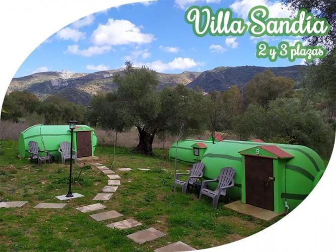 Villa Sandía. Imagen de molinolaflor.com