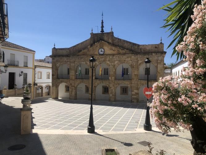 Ayuntamiento de Cortes de la Frontera